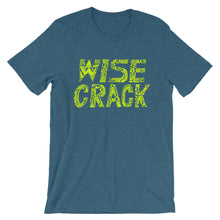 WISECRACK Doodle Logo Tee (by MIKE PERRY)
