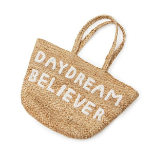 Small Jute Basket With Handles