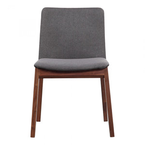 Deco Dining Chair - Grey