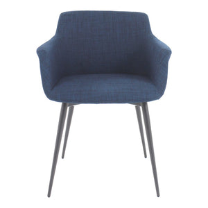 Ronda Arm Chair Blue