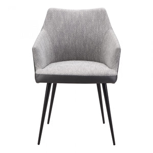 Beckett Dining Chair Grey