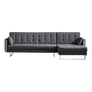 Palomino Sofa Bed - Dark Grey