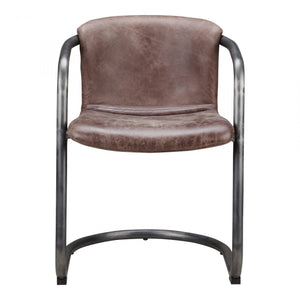 Freeman Dining Chair Light Brown