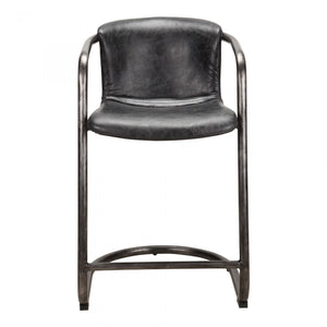 Freeman Counter Stool Antique Black