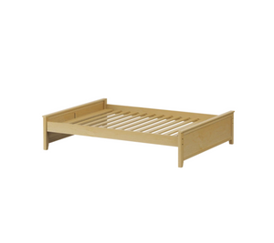 Full XL Platform Bed