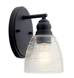 Karmarie™ 1 Light Wall Sconce Olde Bronze® - IN STOCK