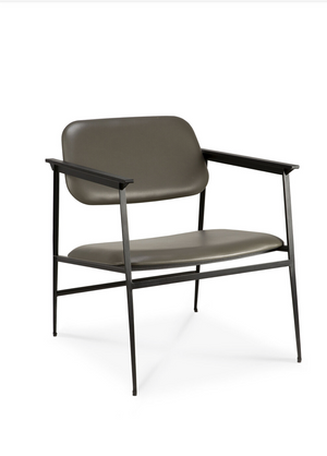DC Lounge Chair - Leather