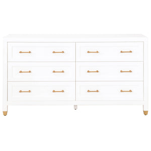 Stella 6-Drawer Double Dresser