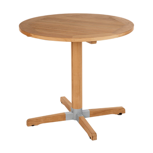 Bermuda Pedestal Table 90