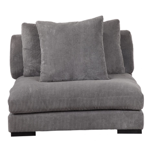 Tumble Slipper Chair - Charcoal