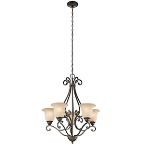 "Camerena™ 31.25"" 5 Light Chandelier"