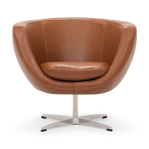 Tub Chair - Leather