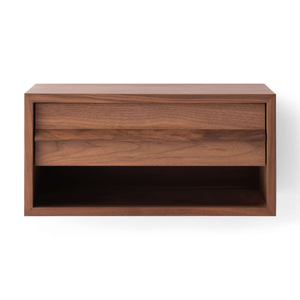 Marcel Open Shelf Floating Nightstand