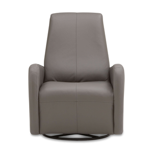 Karbon Swivel Chair - Leather