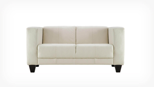Stella Loveseat - Leather