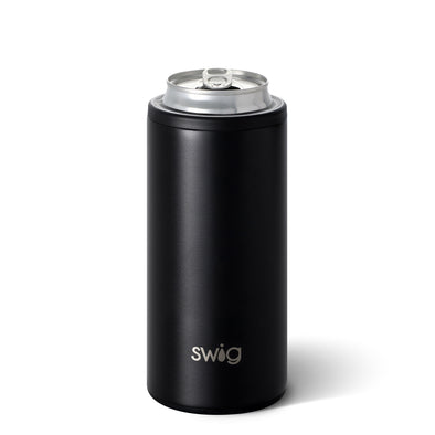 Solid Skinny Can Cooler