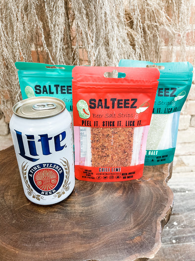Beer Salt Strips- Chili Lime