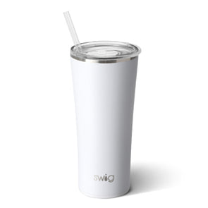 Solid Tumbler 22oz - Texas Bling