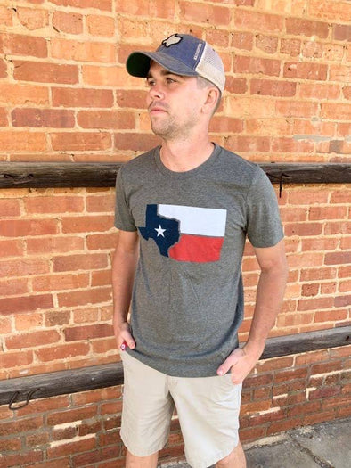 Flag Texas T-Shirt