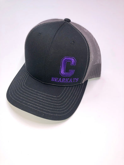 Trucker Mascot Hat-Bearkats