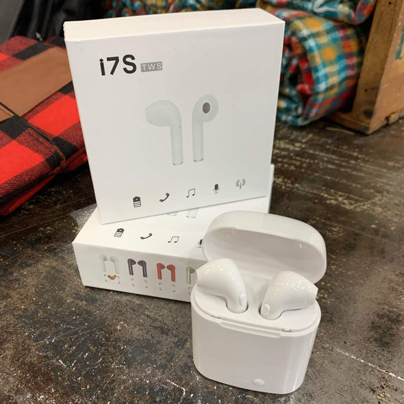 Airpods- White