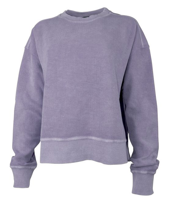 Crew Cropped Sweatshirt