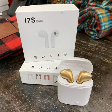 Airpods- Gold