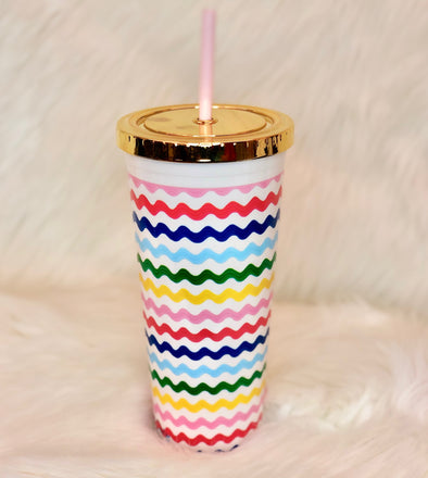 Printed Making Waves Tumbler