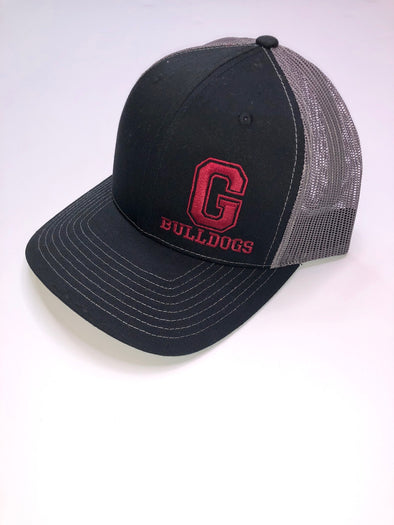 Trucker Mascot Hat- Bulldogs