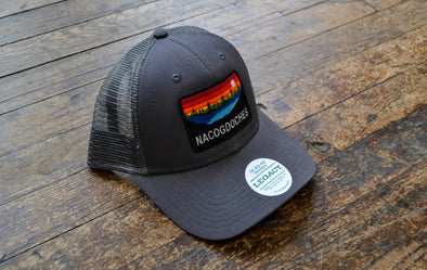 Nacogdoches Horizon Hat- Dark Grey