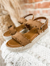 Magic Sandals - New Tan