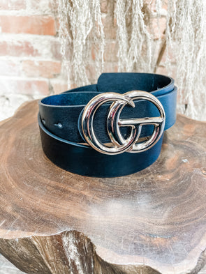 GG Belt- Black