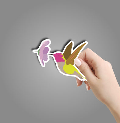 Big Hummingbird Sticker