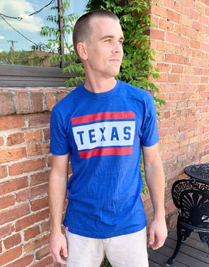 Block Texas T-Shirt