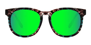 Electric Jade Sunglasses