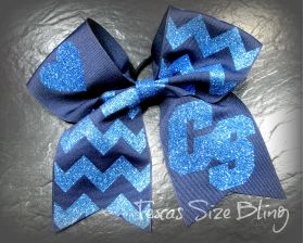 China Springs Hair Bow - Texas Bling