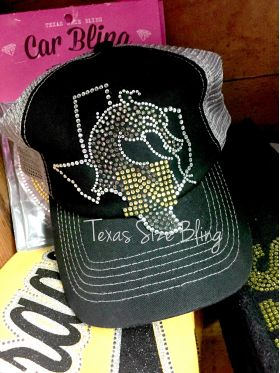 Nacogdoches Dragons Hat - Texas Bling