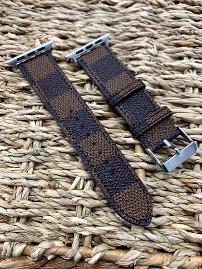 The Lacey Watch Band- Brown