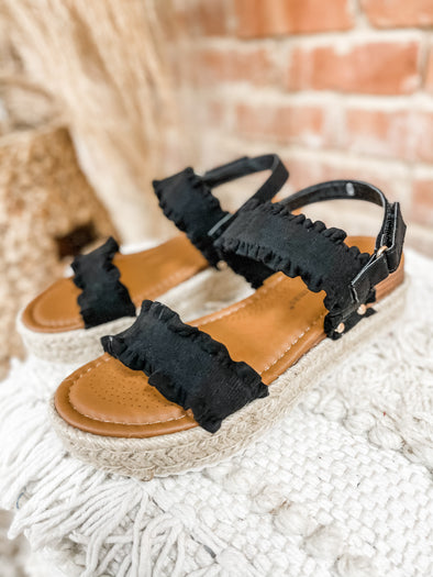 Magic Sandals - Black