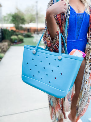 Babe Bag- Blue