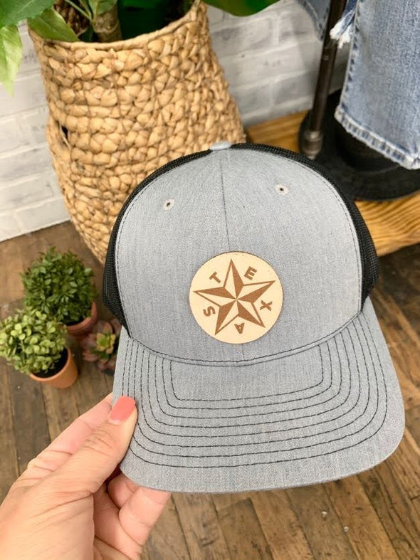 Texas Star Patch Hat