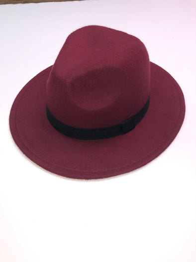Kate Hat- Burgundy