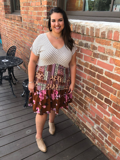 Ainsley Dress - Texas Bling