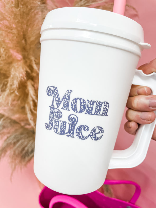 Old Time Tumbler- Mom Juice
