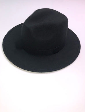 Kate Hat- Black