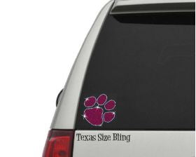 Paw Bling Cling - Texas Bling
