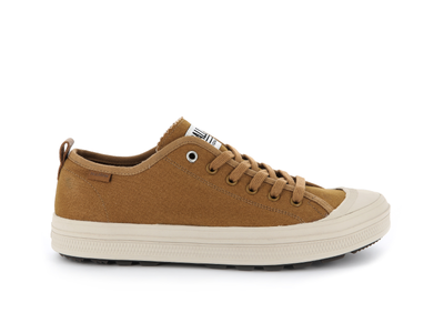 05768-203-M | S_U_B LOW CANVAS | BONE BROWN/BIRCH