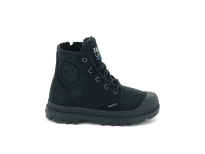 56033-040-M | PAMPA HI TEX WL WATERPROOF | BLACK/FORGED IRON