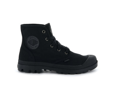 92352-060-M | WOMENS PAMPA HI | BLACK/BLACK