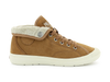 95490-231-M | WOMENS AVENTURE WARM SUE | BROWN SUGAR/BEIGE